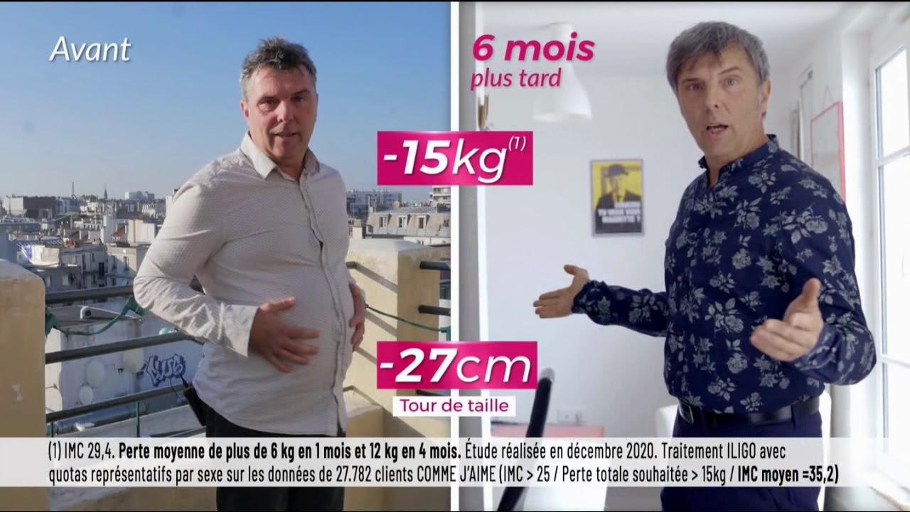 """Musique de la pub Comme j'aime – Stéphane """"rendez-vous sur commejaime.fr""""  Mai 2021"""
