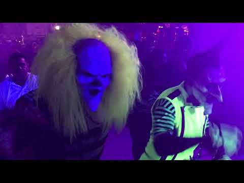 Six Flags Magic Mountain - Fright Fest 2017 Highlights