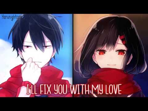「Nightcore」→ The cure (Switching Vocals)✗
