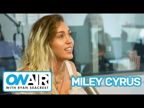 Miley Cyrus Wants To Beat Blake Shelton | On Air with Ryan Seacrest