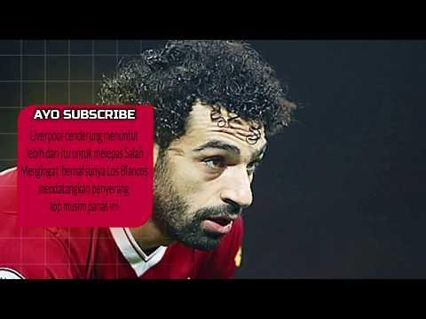 Wow! Real Madrid Berniat Tawar Mohamed Salah 155 Juta Poundsterling liga inggris