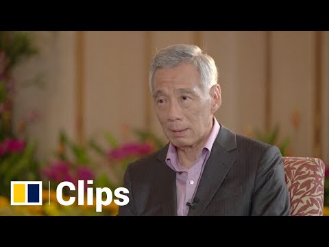 'It will be the Myanmar population who will hurt' says Singapore's PM Lee Hsien Loong