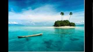 "Meditation ""blue light"", Relaxing music - Relaxation Chillout Sounds with sea waves sound."