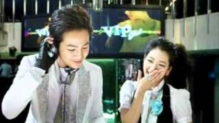 Fly Me To The Moon- Jang Geun Suk and Park Shin Hye.wmv