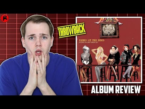 Panic! At The Disco - A Fever You Can't Sweat Out (2005) | Throwback Review