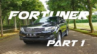 Toyota Fortuner Review Indonesia | PART 1