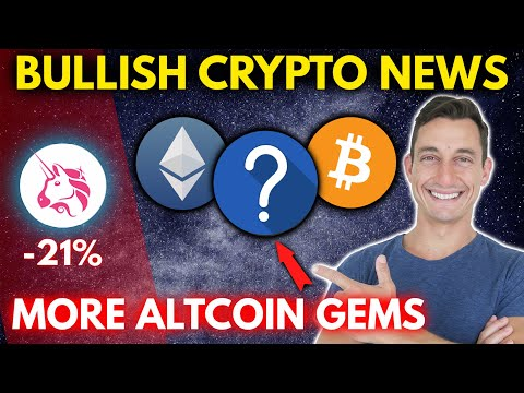 HUGE CRYPTO NEWS! Best Time to Buy ETH, Ethereum Layer 2 Delays, UNI ADA Down, Altcoin Gem GeoDB GEO