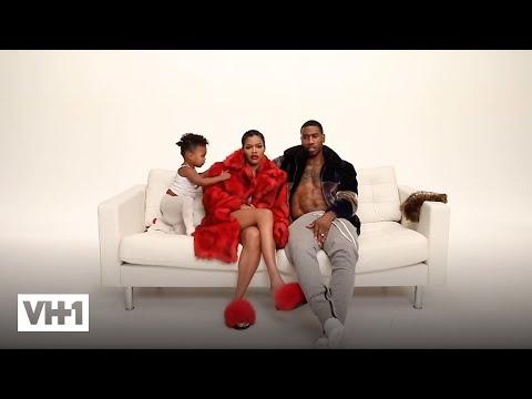 Iman Shumpert On Falling In Love w/ Teyana Taylor | Teyana & Iman | VH1