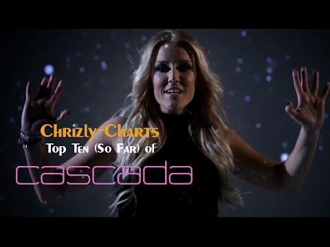 Chrizly Charts Top 10 Best Of Cascada So Far