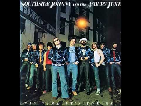 Southside Johnny & The Asbury Jukes This Time It's For Real