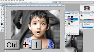 Learn Photoshop in hindi- Black & White Photo to Colour