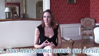 Cécile Rackette prenait officiellement ses fonctions de sous-préfète d'Avallon-Tonnerre. (3)