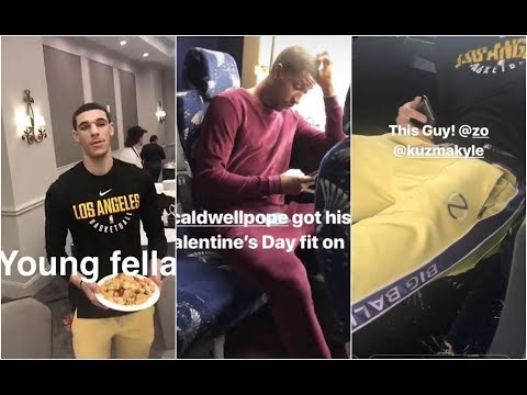 Channing Frye has already started the Troll Game with Lonzo Ball & Kyle Kuzma