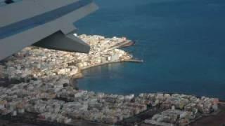 volar de Madrid a Gran Canaria