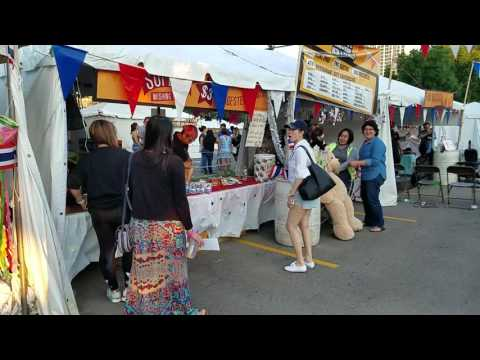 Chicago's 1st time Thai food festival July 16,2017