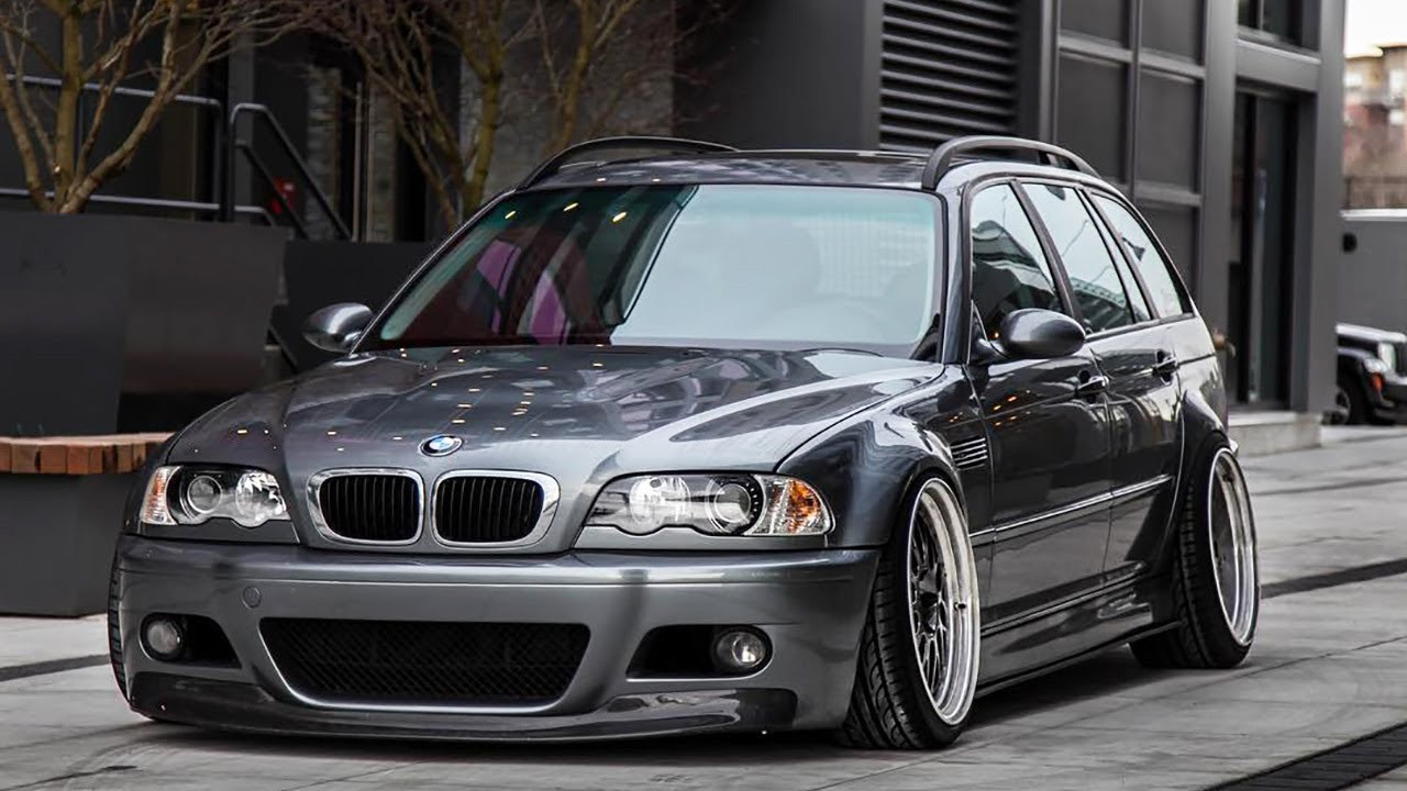 Bmw S54 E46 Touring Tuning Project
