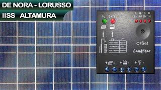 Piccolo impianto fotovoltaico(Due studenti, D'Eredità Massimiliano e Malo Nicola (classe 5^A), realizzano un piccolo impianto fotovoltaico, idoneo per prove di laboratorio. Video del prof., 2016-03-01T14:16:28.000Z)