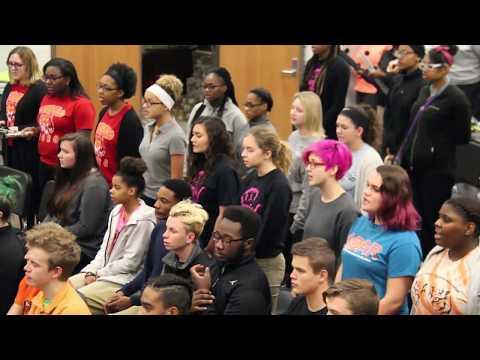 Choral Countdown to Christmas: Mansfield Senior High School