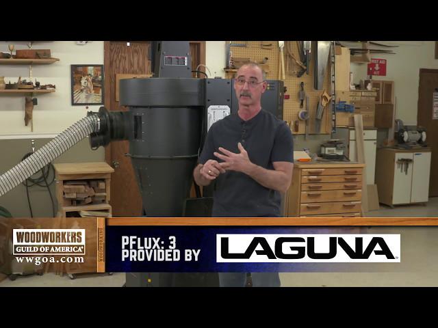 WWGOA - Laguna Tools P|Flux 3 Review