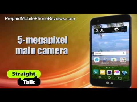 Straight Talk ZTE ZFive 2 and LG Rebel 2, Verizon Compatible
