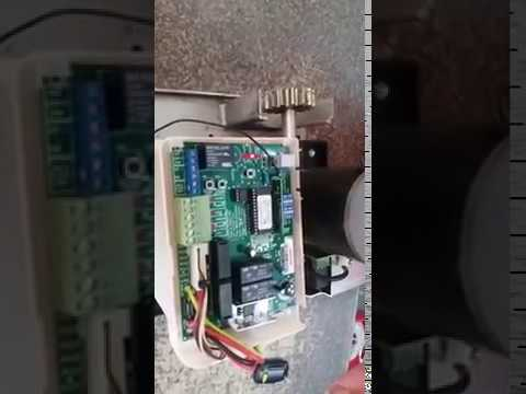 Gemini dc sliding gate opener manual complete wiring diagrams how to program gemini gate motor remotes youtube rh youtube com automatic gate operators gate operators asfbconference2016 Choice Image