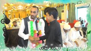 wahab khan wedding