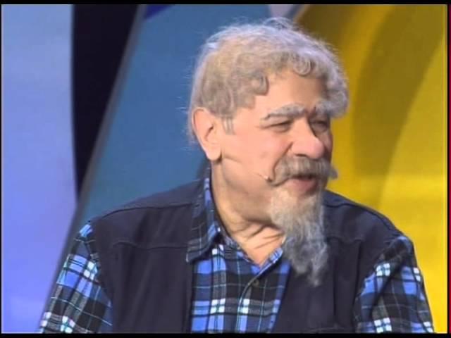 """Е. Петросян Е. Степаненко — сценка """"Дед и Зина"""" (2011)"""