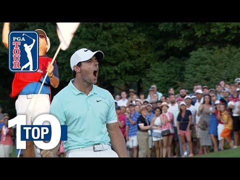 Top 10: Rory McIlroy shots on the PGA TOUR