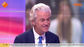 Geert Wilders: 'Premier Rutte in paniek door opkomst FVD en PVV'