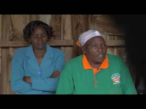 Beneficiary & Brand Ambassador- Valeria Igandu