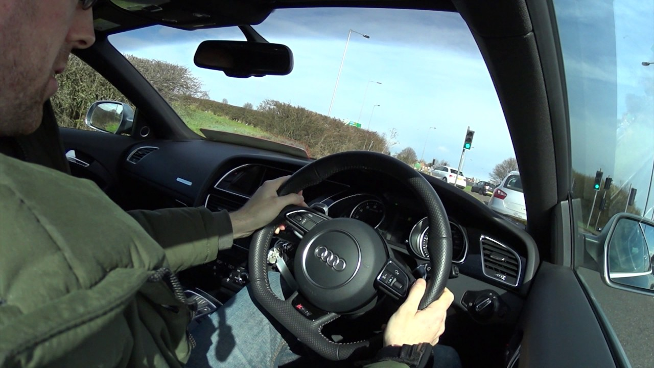 2015 Audi RS5 Test Drive!!