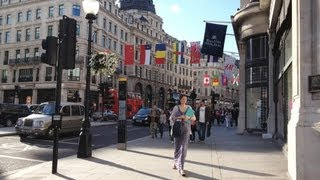 Grandest Shopping Streets: London