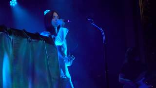 Weyes Blood - Seven Words (Webster Hall, NYC 9/7/19)