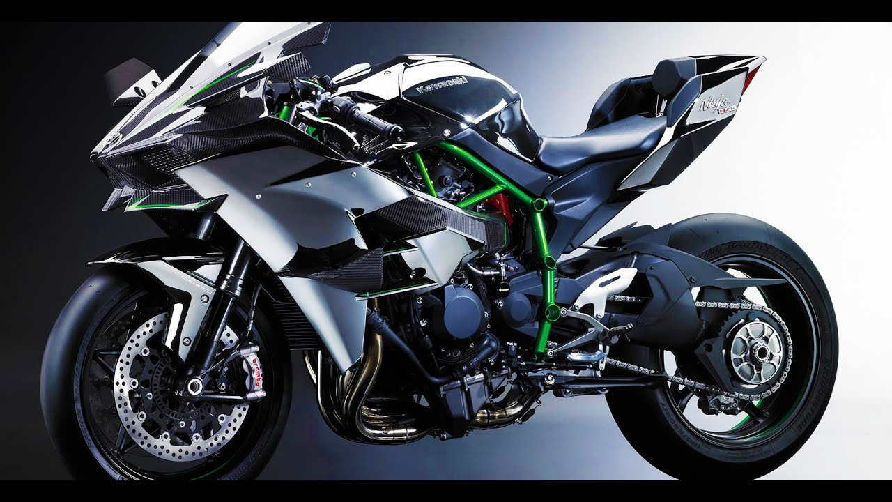 nova kawasaki ninja h2r 1000 oficial doovi. Black Bedroom Furniture Sets. Home Design Ideas