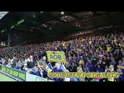 Leeds Rhinos' best South Stand songs