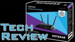 NETGEAR Nighthawk AC1900 Dual Band Wi-Fi Gigabit Router Review