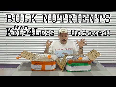 kelp4less:-where-to-buy-bulk-nutrients-for-your-garden-(unboxing-rock-phosphate-&-cottonseed-meal)
