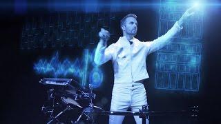 Holographic DJ Interface - Alpine Universe Uprising Teaser