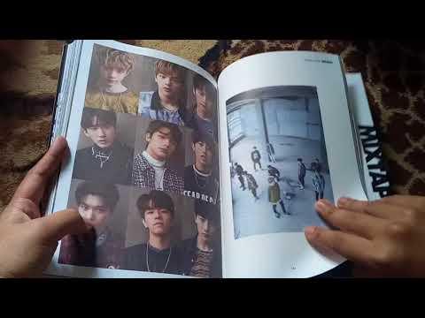 STRAY KIDS PRE-DEBUT ALBUM MIXTAPE UNBOXING (Bahasa Indonesia)