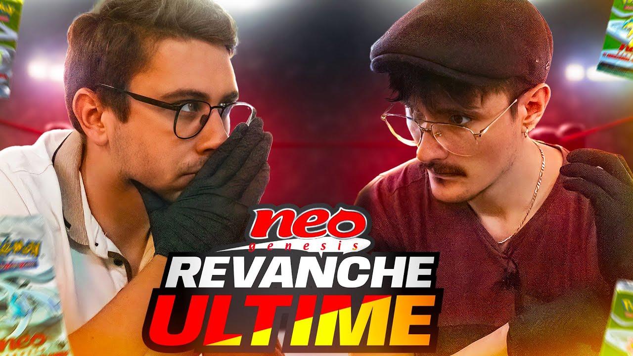 OPENING : NEO GENESIS ÉDITION 1 US (La revanche de Neo)