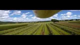 Donaldson's Farm Aerial Video