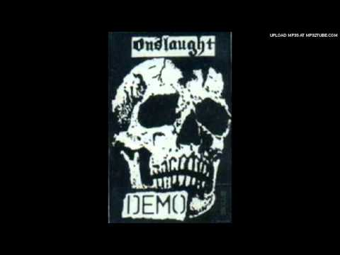 Onslaught - Protest... but who said you will survive (1983)