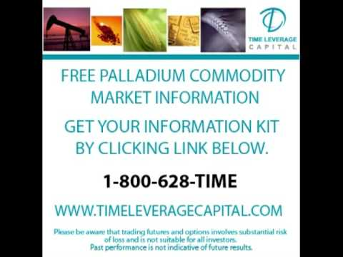 Free Palladium Commodity Market Information