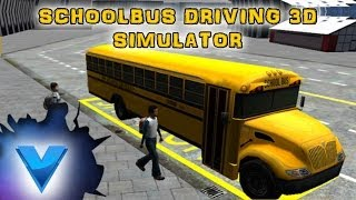 Schoolbus Driving 3D Simulator by Vasco Games