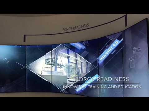 Paris Air Show: Force Readiness: Innovative Training and Education