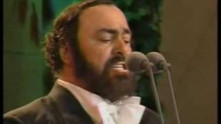 Rondine al nido - Luciano Pavarotti in Central Park - 1993