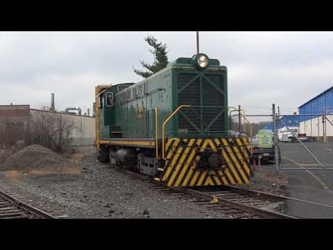 A Morning With SMS Rail Lines 102 In Morrisville Pa