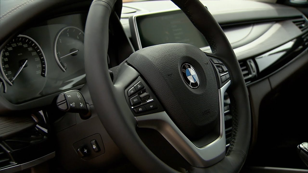 2014 Bmw X5 Interior Youtube