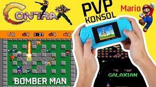 PVP Retro Mobil Atari Light Kutu Açılımı ve Oyun Denemesi