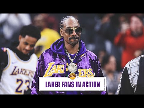 J. Cortez - Snoop Dogg Calls Play by Play for the LAKERS